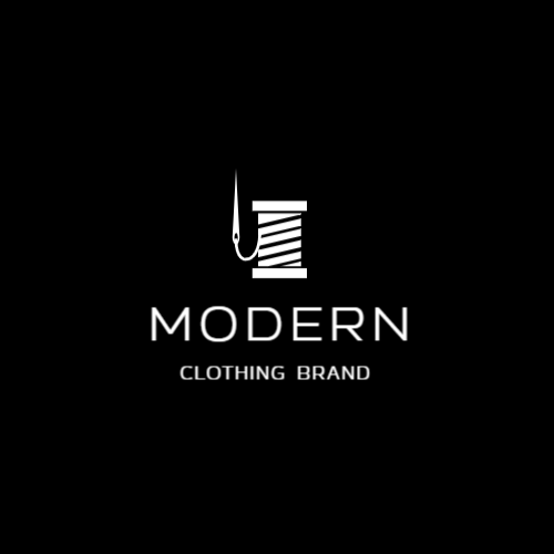 Clothing brand free logo