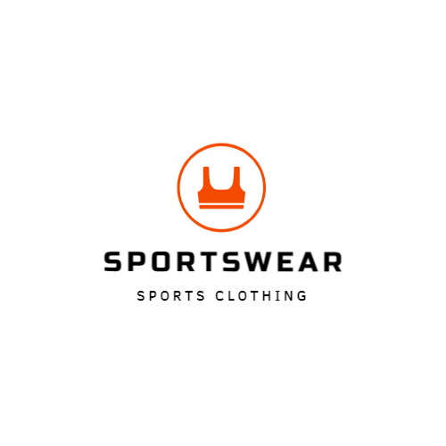 Shop sportswear design logo