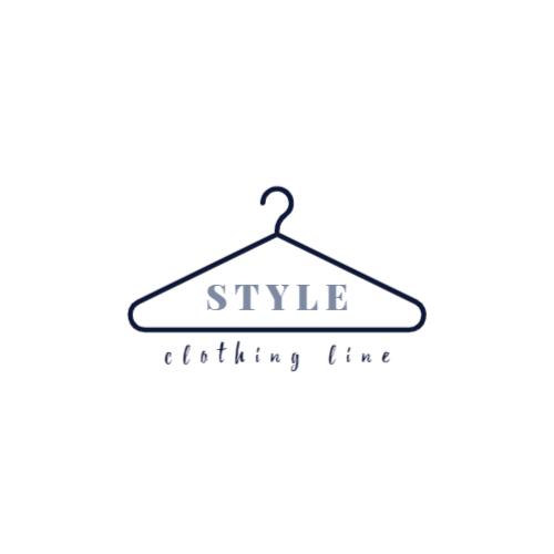 Black Clothes Hanger logo