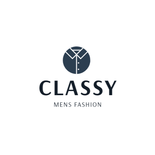 Men's fashion boutique logo