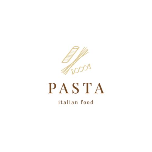 Pasta maker logo design