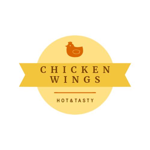 куриные крылышки логотип