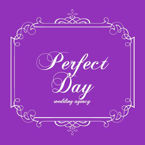 Perfect Day, Wedding Agency Logo