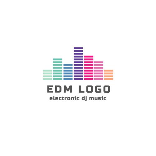 Equalizer DJ Music Logo
