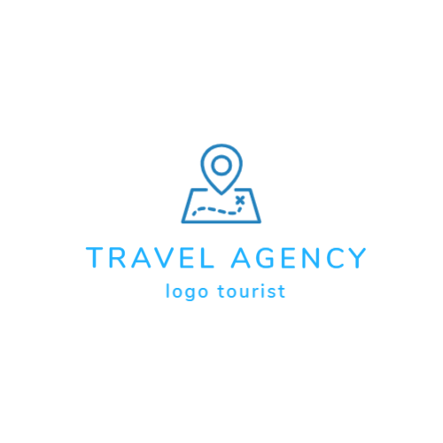 Map and Geolocation icon logo