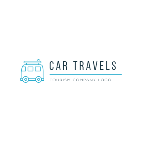 Blue Bus Travel logo