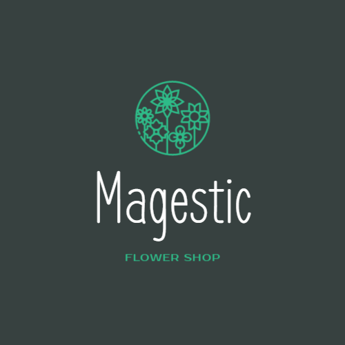Free logo design for flower shop