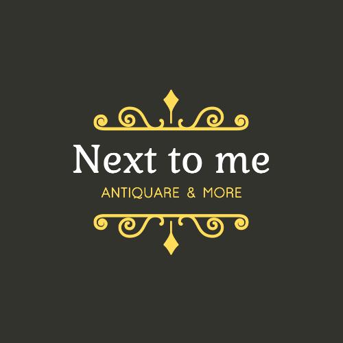 Next To Me, Antiquare & More Logo