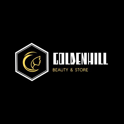 Goldenhill, Beauty & Store Logo