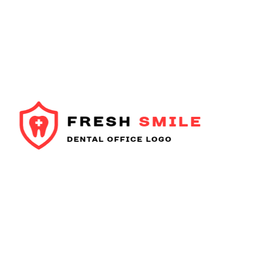 Tooth Red Shield logo