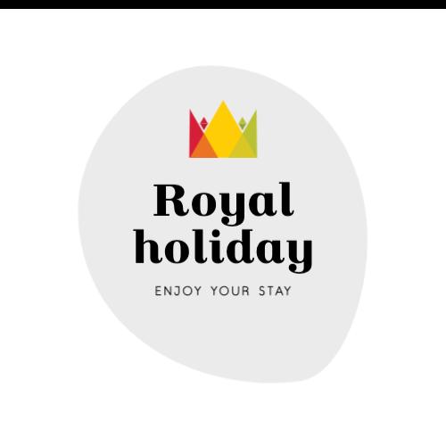 Royal Holiday, Enjoy Your Stay Logo