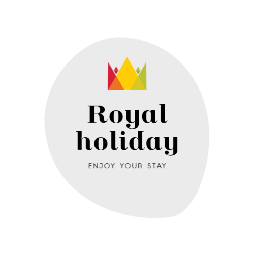 Logo template for hotel with crown