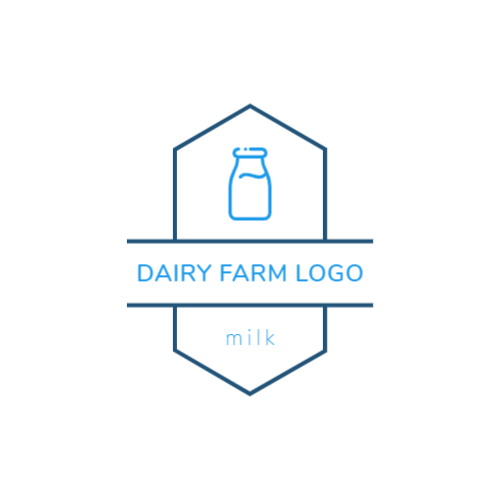 Milk Bottle logo