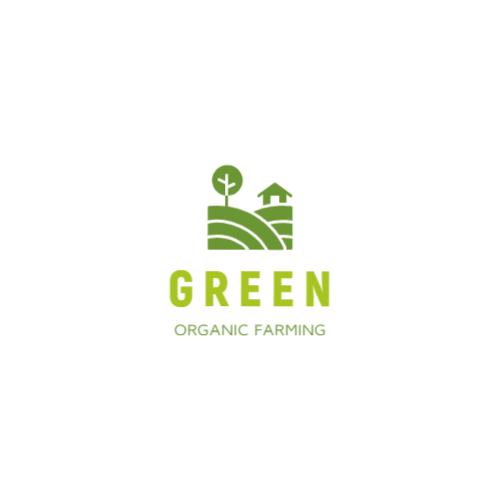 рисунок логотипа фермы
