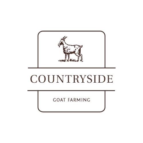 коза рисунок логотип фермы