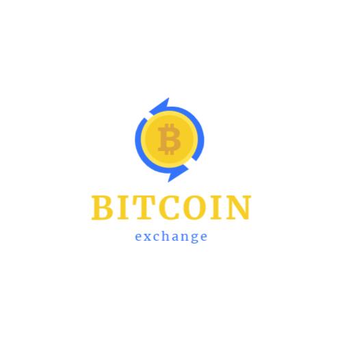 Golden Bitcoin logo