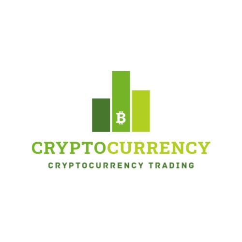 Green Chart Bitcoin logo