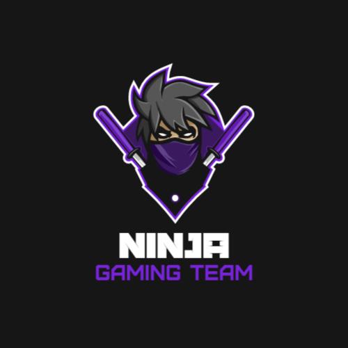 логотип игры ниндзя