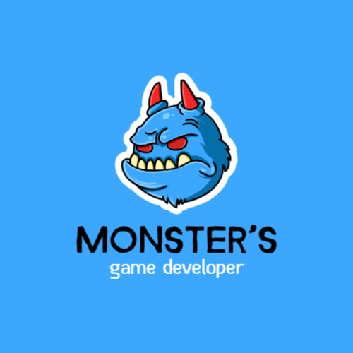 Monster with Horns logo