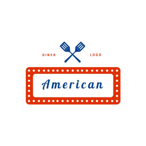 скрещенные кулинарные лопатки логотип