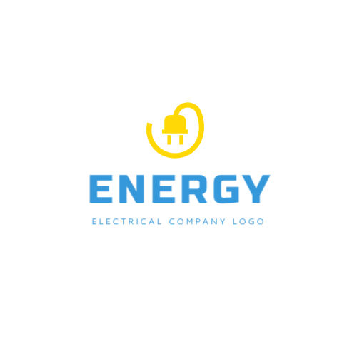 Electrical plug & Wire logo