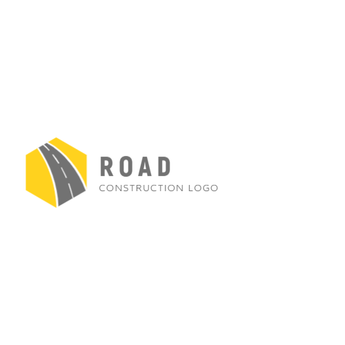 Road & Polygon logo