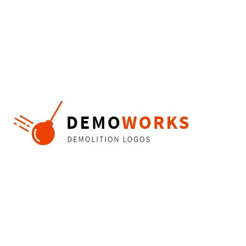 Demolition Buildings logo