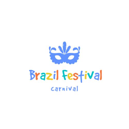 карнавальная маска логотип