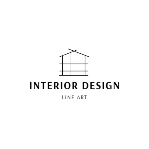 House Line Art logo
