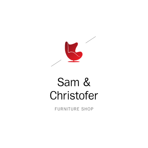Logo design for furniture store