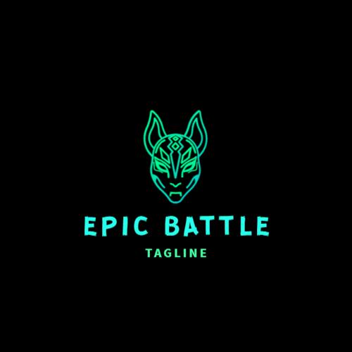 мифическое животное fortnite логотип