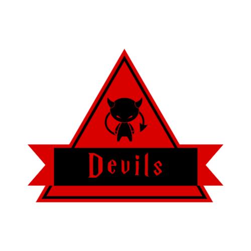 логотип игры дьявола