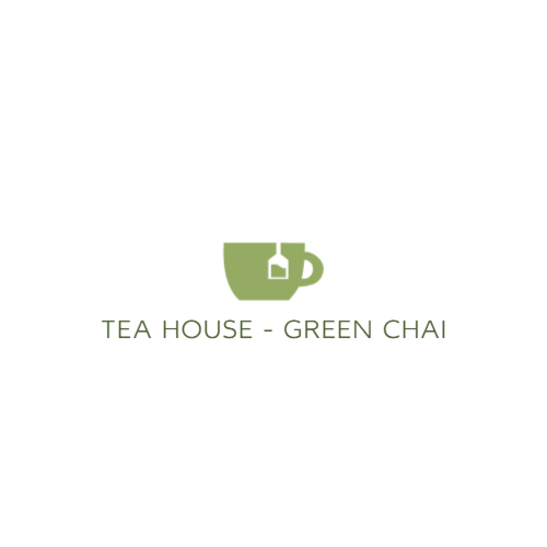 Green Tea Mug logo