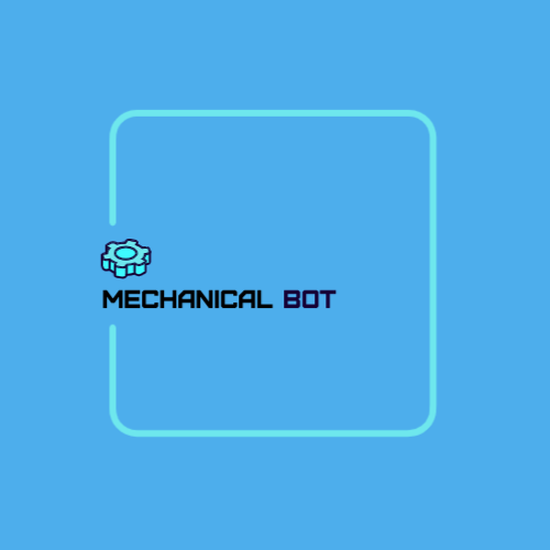 Mechanical Bot Logo