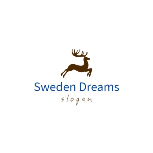 Running Elk logo