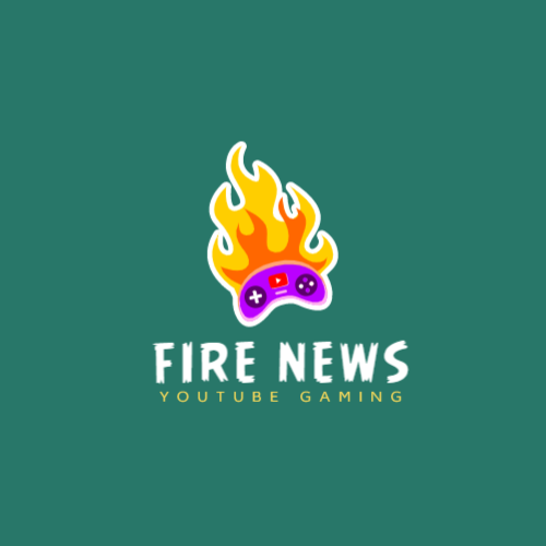 Gamepad & Fire Gaming logo