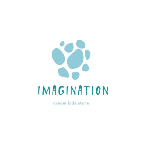 синие пятна логотип