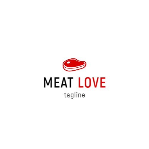 Steak Meat logo
