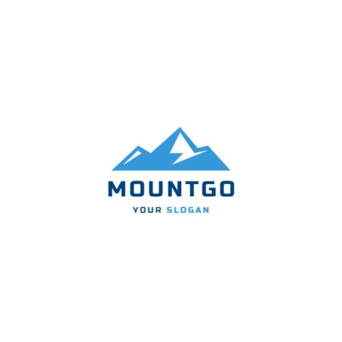 синие горы логотип