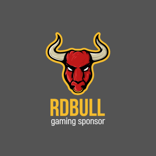 логотип red bull gaming