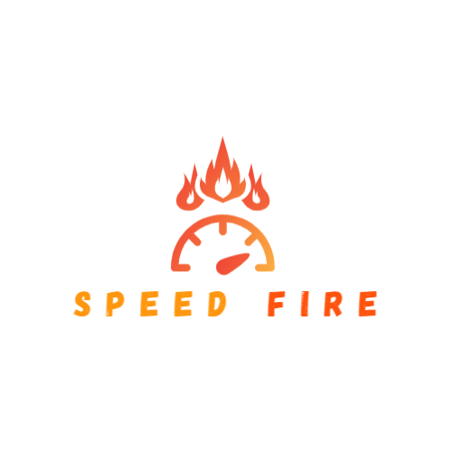 Speedometer & Fire logo