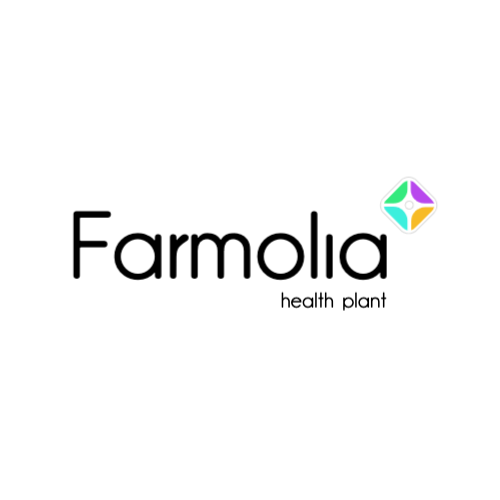 Farmolia, Health Plant Лого