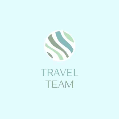Travel Team Logo