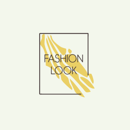 Stylish clothing store logo in PNG