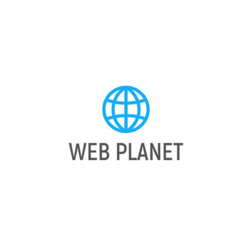 WEB Planet logo