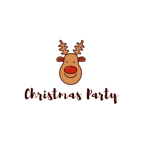 Christmas Deer logo