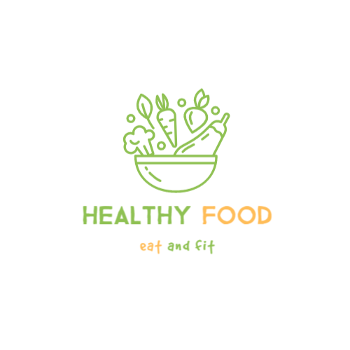 Logo design for healthy food store