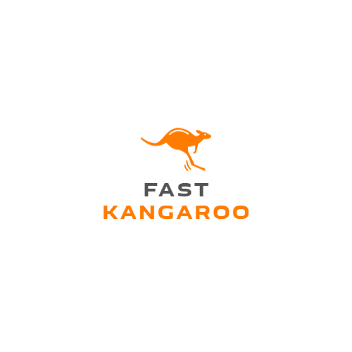 Orange Kangaroo logo
