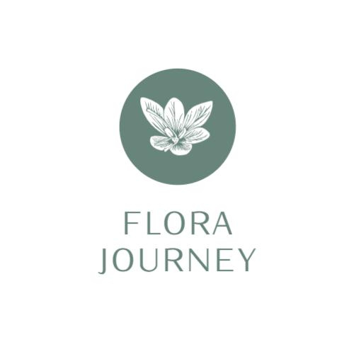 Flora Journey Лого