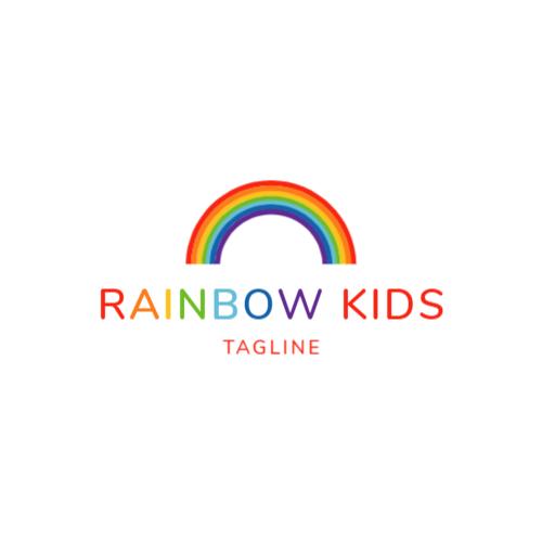 логотип канала радуги